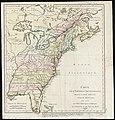 Carte de lAmérique septentrionale, depuis la baye dHudson jusquau Mississipi pour servir aux essais historiques et politiques sur la révolution de cette partie du monde (9471676495).jpg
