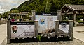 Cartel de bienvenida a Skagway, Alaska, Estados Unidos, 2017-08-18, DD 23.jpg