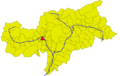 Cartina Comune BZ Marlengo.png