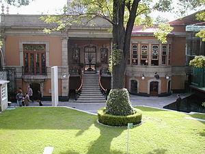 Casa Lamm - Courtyard inside Casa Lamm