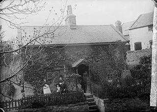 Castle Cottage, Conwy