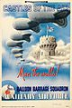 Castles of the Air - Man the Walls - Join a Balloon Barrage Squadron, Auxiliary Air Force Art.IWMPST3126.jpg