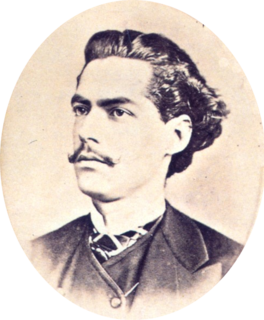 Castro Alves Brazilian poet and playwright