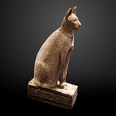 Cat sarcophagus-N 3504 (A)