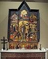 Catalogna, retablo di s. giovanni battista, 1420 circa.JPG