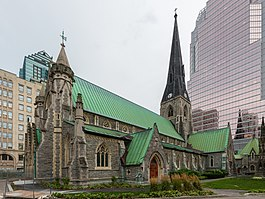 Christ Church Cathedral (Montreal)