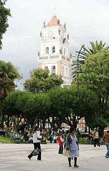 Historia de la ciudad de Sucre  Wikipedia la enciclopedia libre