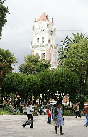Roman Catholic Archdiocese of Sucre - Cathedral Basilica of Our Lady of Guadalupe