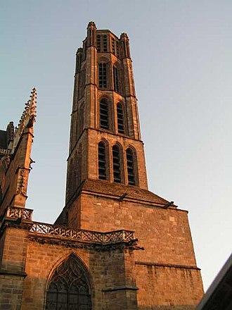Limoges - St Etienne Cathedral, Limoges