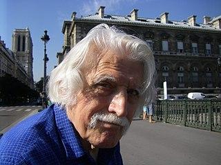 François Cavanna French author and satirical newspaper editor