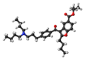 Celivarone molecule ball.png