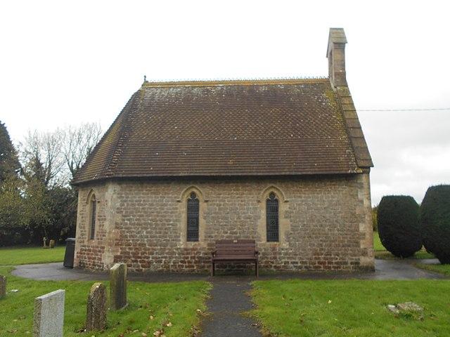 Cemetery, South Cheriton, Somerset