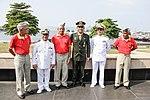 Cerimônia da Imposição da Medalha da Vitória e comemoração do Dia da Vitória, no Monumento Nacional aos Mortos da 2ª Guerra Mundial (26646293920).jpg