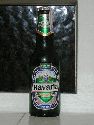 Bavaria Brewery (Netherlands) - Bottle of Bavaria Premium Pils lager