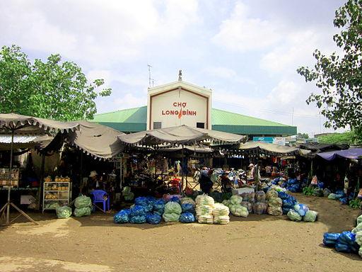 Chợ Long Bình