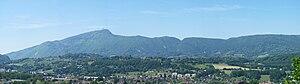 Chaîne de l'Épine - Image: Chaîne de l'Épine (panorama)