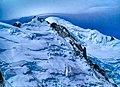 Chamonix-Mont-Blanc Aiguille du Midi Vue sur Mont-Blanc 16.jpg