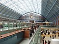 Champagne Bar, St Pancras Station - geograph.org.uk - 626996.jpg