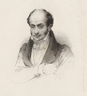 Jean de Chantelauze - Image: Chantelauze 1831