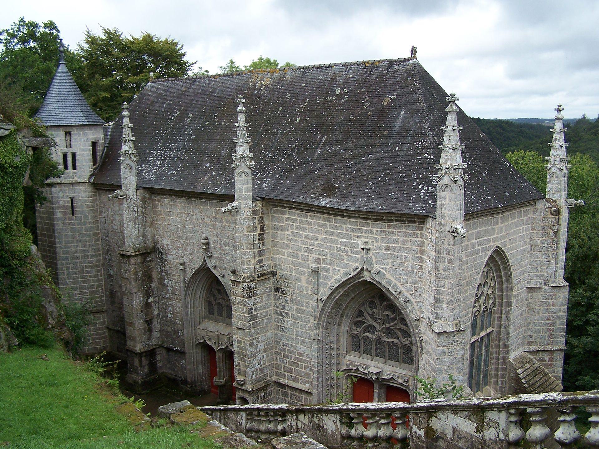 Le Faouët (Morbihan)