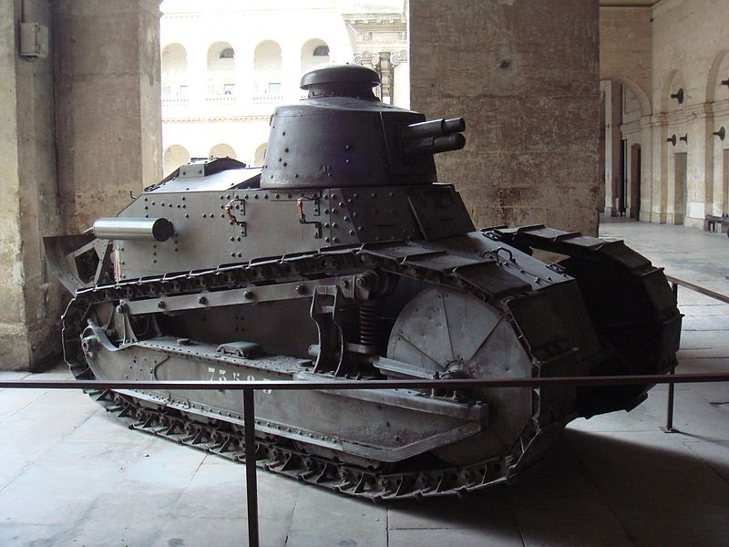 File:Char Renault FT17 at the Invalides.jpg