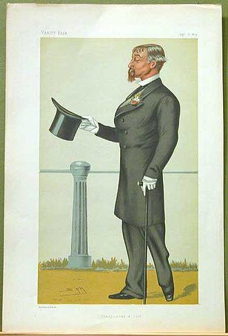 Charles Craufurd Fraser - Image: Charles Craufurd Fraser, Vanity Fair, 1879 09 06