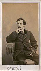 Charles DeForest Fredricks - John Wilkes Booth - Google Art Project.jpg