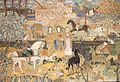 Charles Prendergast and Maurice Prendergast - The Spirit of the Hunt.jpg
