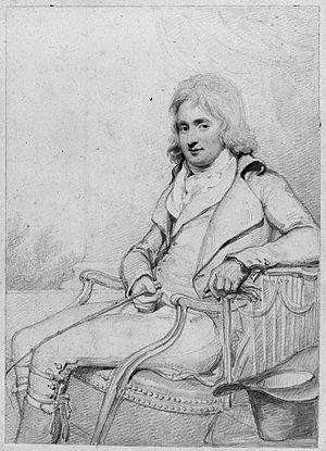 Charles Ellis, 1st Baron Seaford - Charles Rose Ellis, 1st Baron Seaford (Richard Cosway)