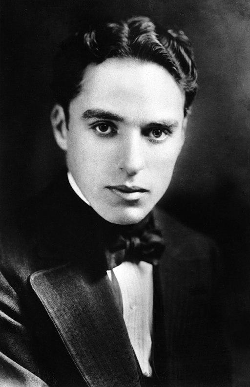 Charlie Chaplin in unknown year