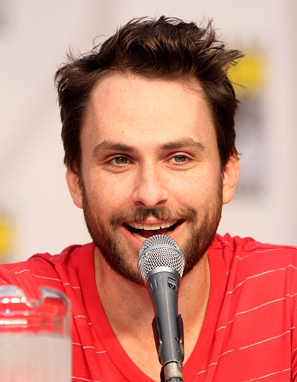Photo Charlie Day via Wikidata