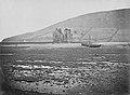 Chateau de Jacques IV, île d'Arran, Écosse (1865).jpg