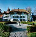Chateau de la Grande Riedera - seen from the Garden.JPG