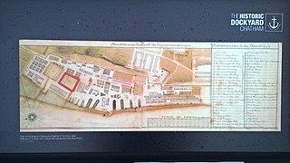 Chatham Historic Dockyard UK maritime museum
