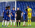 Chelsea U21 2 AFC Wimbledon 1 (46176746592).jpg