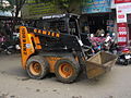 Chennai corporation cleaning vehicle 2.JPG
