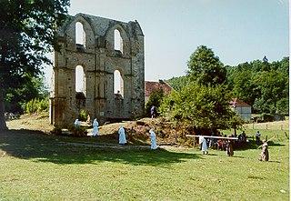 Cherlieu Abbey