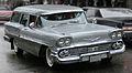 Chevrolet Brookwood HGV 1958 - Falköping cruising 2014 - 6687.jpg