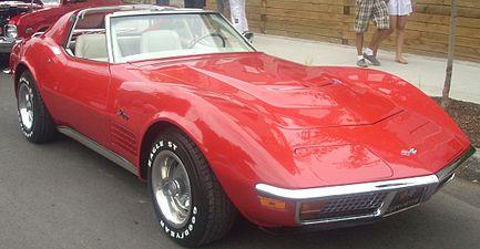 Chevrolet Corvette (C3) - Wikipedia