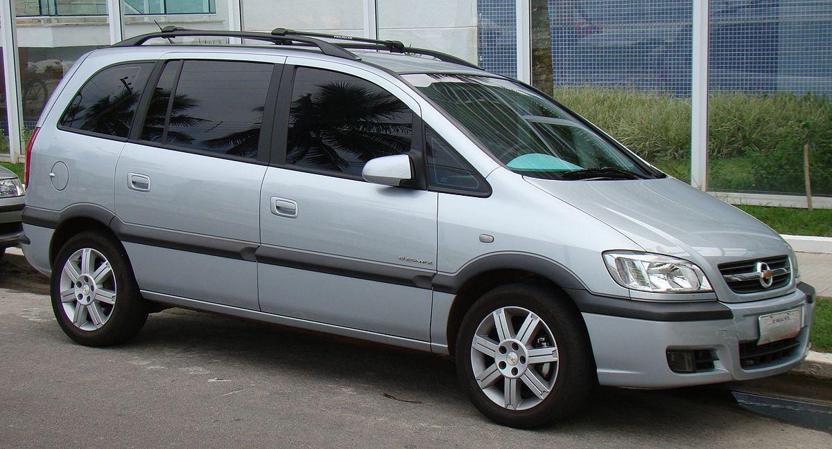 Chevrolet Zafira  U2013 Wikip U00e9dia  A Enciclop U00e9dia Livre
