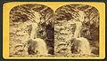 Cheyenne Canyon falls, by Nims, F. A. (Franklin A.).jpg