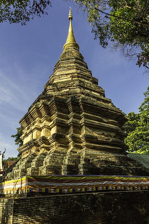 Chiang Mai - Wat Umong Maha Therachan - 0001