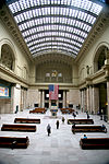 Chicago (ILL) Union Station, große Halle, 1925.jpg