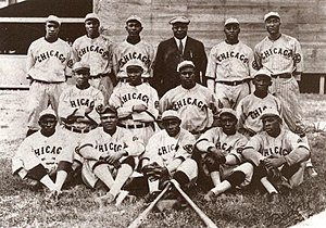 Chicago American Giants - 1919 Chicago American Giants