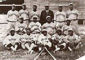 Cristóbal Torriente - 1919 Chicago American Giants