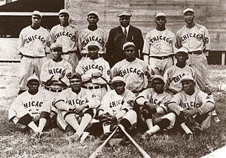 Cristóbal Torriente - 1919 Chicago American Giants