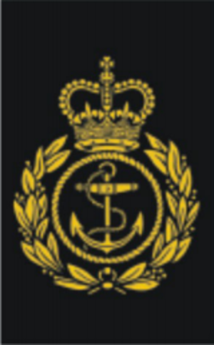 Chief petty officer - Royal Navy CPO badge
