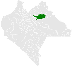Municipality of Chilón in Chiapas