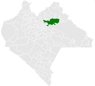 Chilón Municipality in Chiapas, Mexico