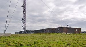 Chillerton Down transmitting station - Image: Chillerton transmitter station, IW, UK